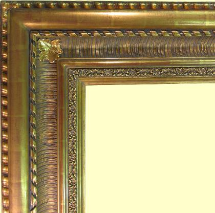 Frame Profilescustom Water Gilt Piture Frames Genuine Gold Leaf