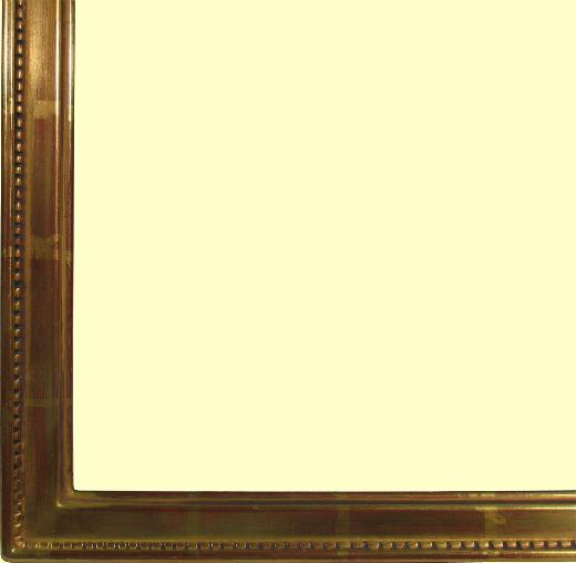 Louis Xvi Custom Water Gilt Gold Leaf Picture Frame Water Gilding