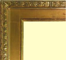 Hand carved 22k Gold Leaf Frame a35d7c9a3
